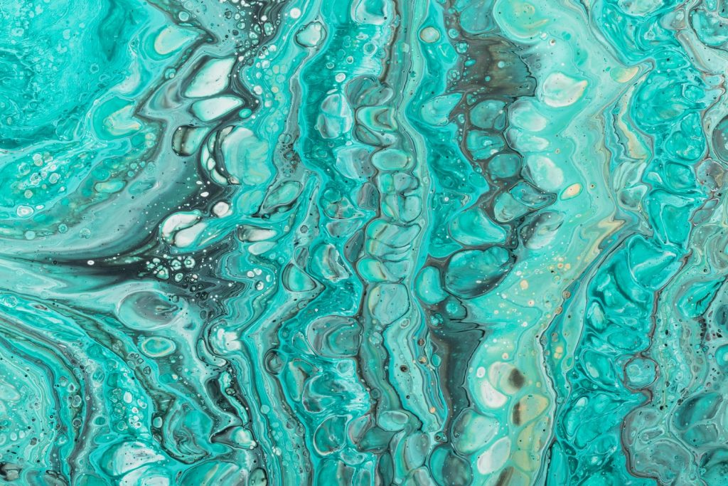 Exchanging Turquoise For Happiness